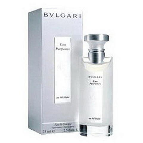 Parfum Ori Bergaransi Bvlgari Au the Blanc for Women EDT 75ml