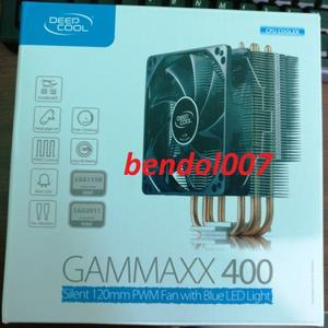 INTEL LGA 1151 Skylake plus Deepcool GAMMAXX 400 blue CPU Air Coolers