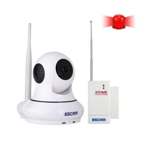 ESCAM Patron QF500 Wireless IP Camera CCTV for Android and iOS 1/4 Inc