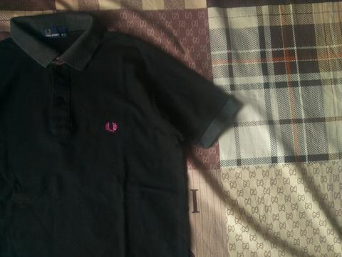 Terjual Fredperry fred perry polo shirt FZ1362  85b31d16f6