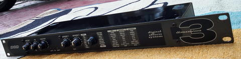 Digital Effects System DOD Dimension 3 Made in : USA