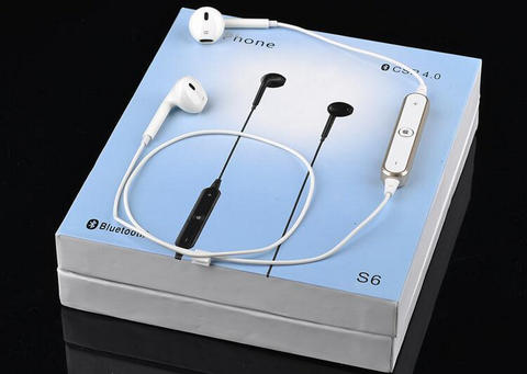 Wireless Earphone S6