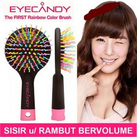 Eye Candy Raibow - Sisir Pelangi