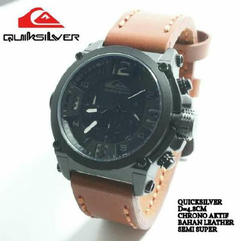 QUIKSILVER 6605 BROWN WHITE