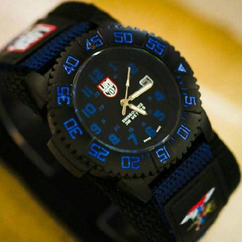 LUMINOX LN02 BLUE + BOX EXCLUSIVE