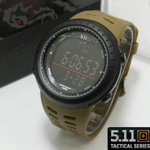 5.11 Tactical Series Brown + Box Exclusive
