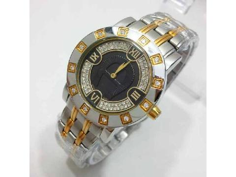 Aigner 3298 Combi Gold Black