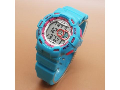 GOJEK REKBER*Jam Tangan Fortuner 1326 Light Blue Original