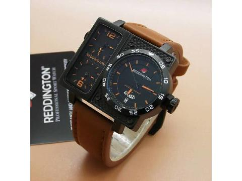 GOJEK REKBER*Jam Tangan Reddington R3029 Brown Original
