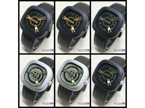 GOJEK REKBER*Jam Tangan Sevenfriday M2 Ladies + Box Mika