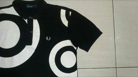 Terjual Fredperry fred perry polo shirt mod target size M  92e38554f3