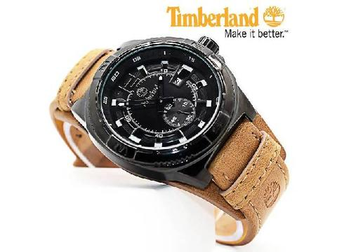 GOJEK REKBER*Jam Tangan Timberland Tbl14112J Light Brown