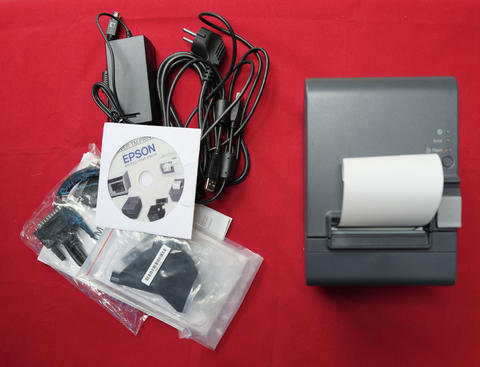 PRINTER EPSON TM-T82 THERMAL AUTO CUTTER 99% NEW