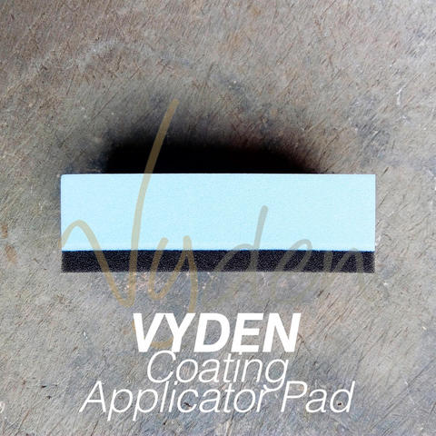 VYDEN Coating Applicator Pads IMPORT | Apply Glass/Nano/Ceramic Coating