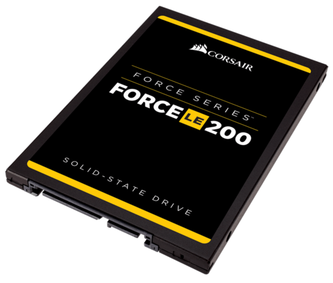 [JoJo CompTech] Corsair Force Series LE200 120GB SATA 3 6Gb/s SSD