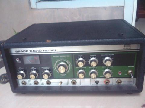 Roland Space Echo RE-201 Vintage
