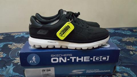 Jual Skechers On The Go Clever goga mat tech resalyte BNIB original ... b138377ab6