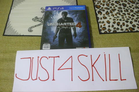 WTS Uncharted 4