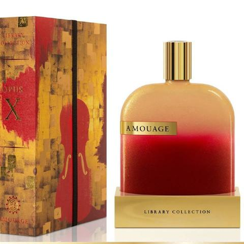 Parfum Original Amouage The Library Collection Opus X