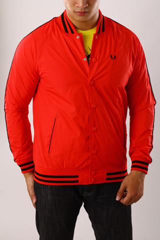 Jacket Fred Perry Premium kode Jks Fred Perry 1