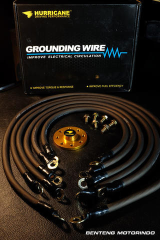 Hurricane - Ground Wire