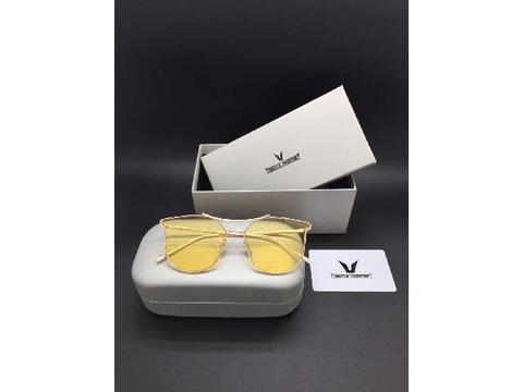 Kacamata Sunglass Gentle Monster 9056 Kuning Bening