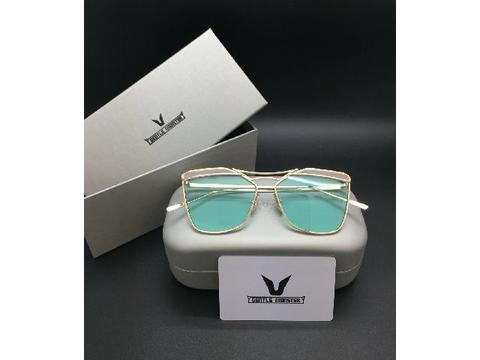 Kacamata Sunglass Gentle Monster 9058 Hijau Bening