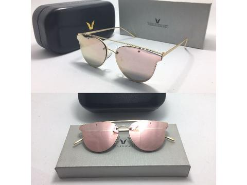 Kacamata Wanita Gentle Monster Bor 001 Sunglass Pink