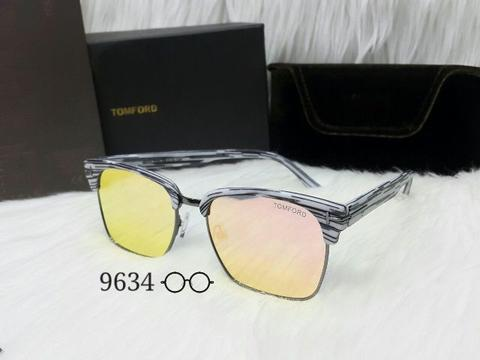 Kacamata Wanita Tom Ford MK 9634 Sunglass Fire Gold