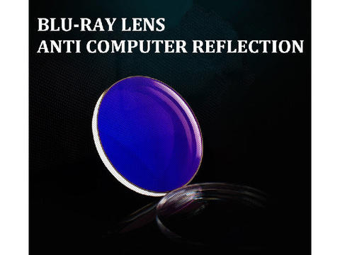 Ganti Lensa Blu Ray (Bluray Anti Radiasi Komputer
