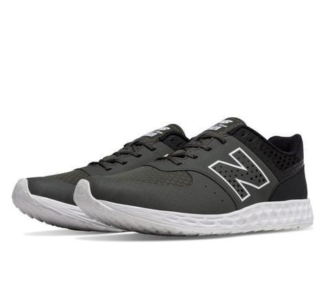 100% ORIGINAL NEW BALANCE FRESH FOAM BREATHE SEPATU LARI HITAM no  nike adidas  dd4d088235