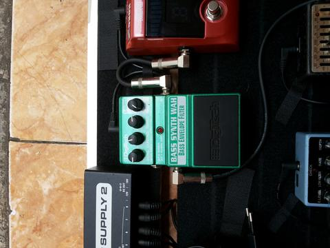 Digitech Bass Synthwah