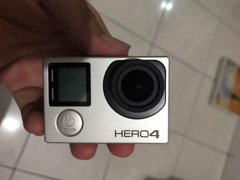 Kamera GoPro Hero 4 Silver 2nd