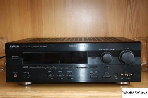 YAMAHA RXV 595A HOME THEATER SECOND.