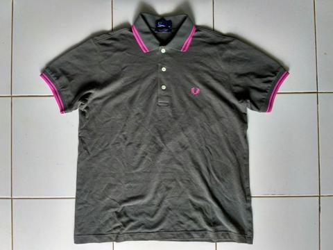 Terjual Fredperry fred perry style M120 491 Lacoste Ben Sherman  f1d0cd9beb