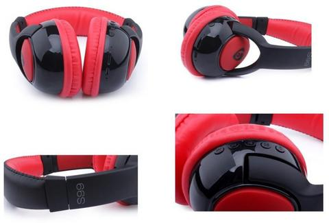 +++ Original OVLENG S99 Wireless Bluetooth Music Headphones with Mic Noise +++