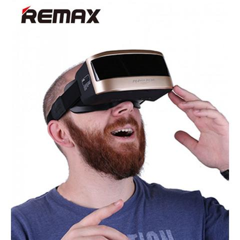 +++ Original REMAX All in One Virtual Reality VR Smart Glasses 3D Movie +++