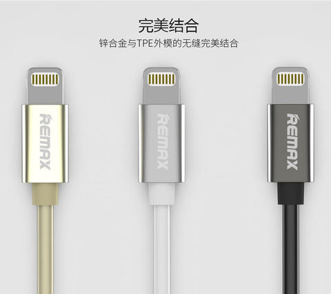 +++ Original REMAX Kabel Data Emperor Data Cable RC-054M Micro USB +++
