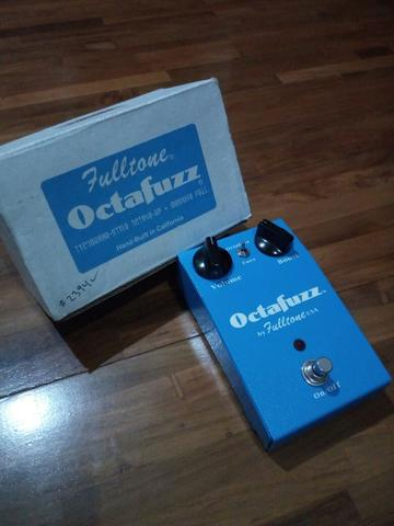 Fulltone Octafuzz Discontinued Model Awal