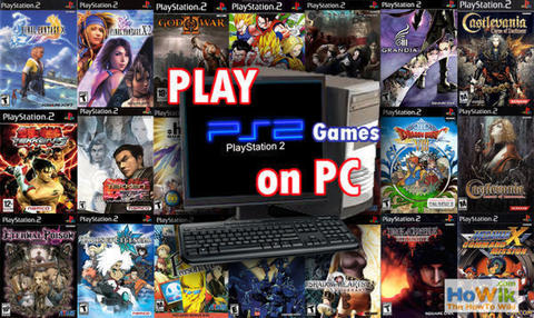 TERJUAL ISO PS2 For EMULATOR PC