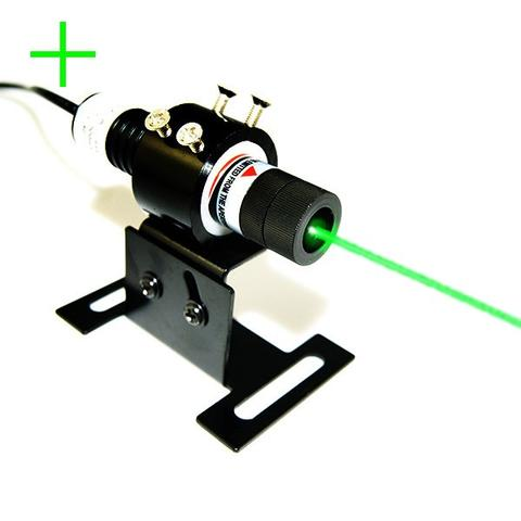 Easy measurement with Berlin green cross laser alignment