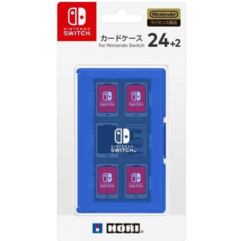 [ITECH] CARD CASE 24+2 FOR NINTENDO SWITCH