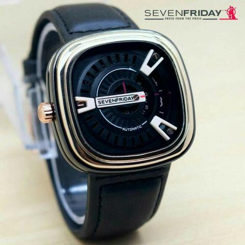 Sevenfriday Sf023 Black