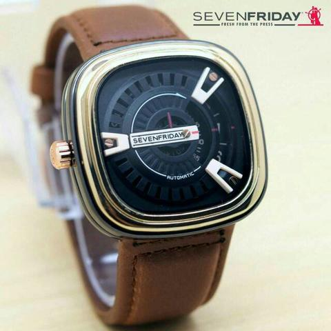 Sevenfriday Sf023 Dark Brown