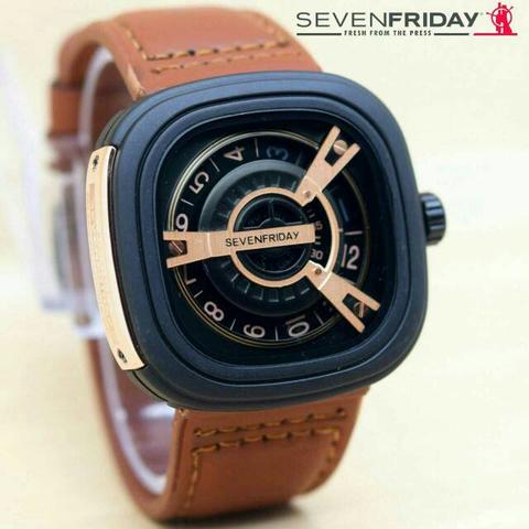 Sevenfriday Sf024 Brown