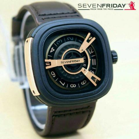 Sevenfriday Sf024 Dark Brown