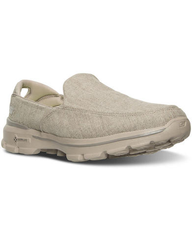 100% ORIGINAL SKECHERS GO WALK 3 GOWALK SLIP ON CASUAL SEPATU no rockport  cf76d9e51d