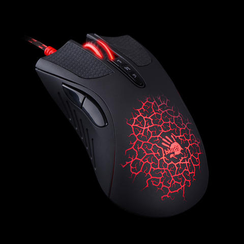 [ITECH] BLOODY A90 GAMING MOUSE INFRARED MICRO SWITCH ORIGINAL