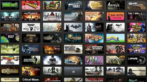 Steam Wallet Code dan Jasa Pembelian Game Steam Legal Murah