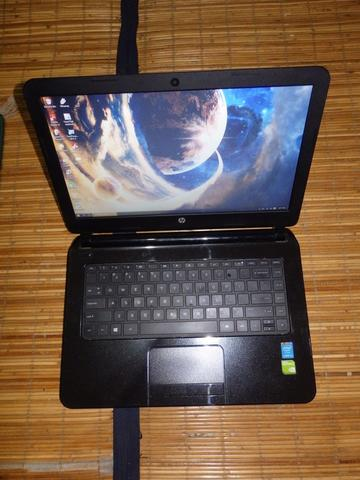 hp 14 core i3 haswell 4030u/2gb/500gb/nvidia 820m 2gb/3jam/like new 95%
